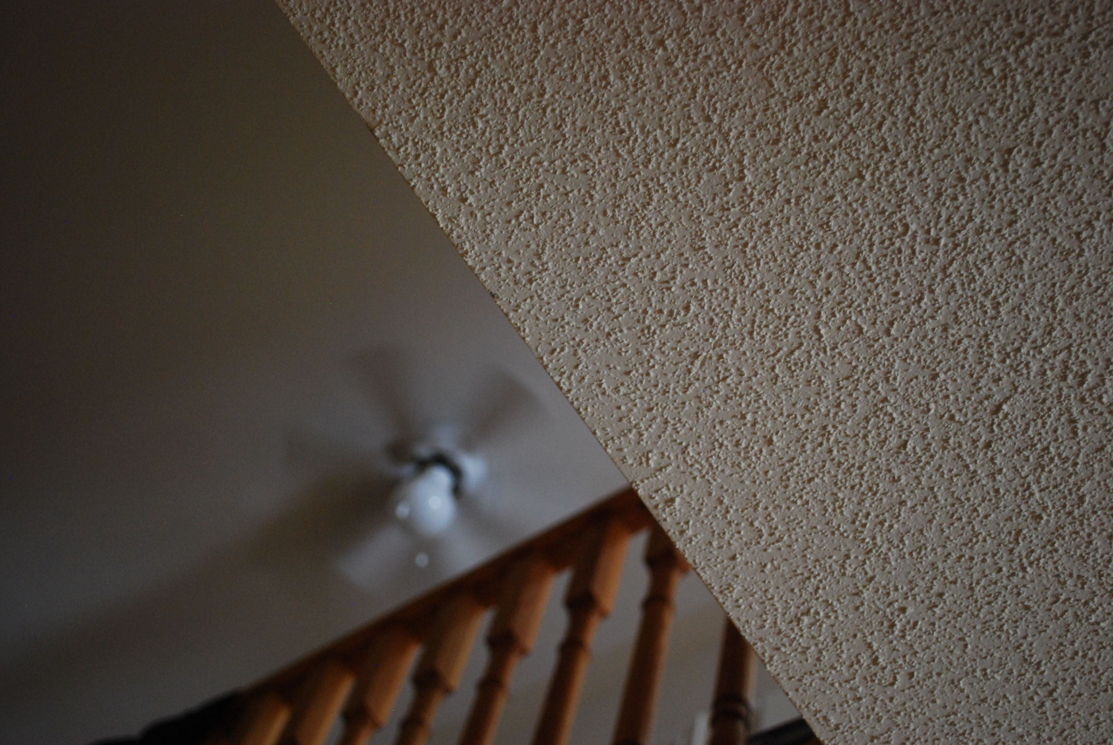Abestos Testing and removal for Popcorn Ceilings - Don's Ceilings