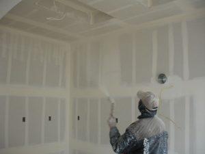 professional drywall installation